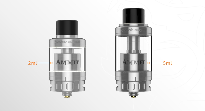 Ammit 25 rta comes with two versions