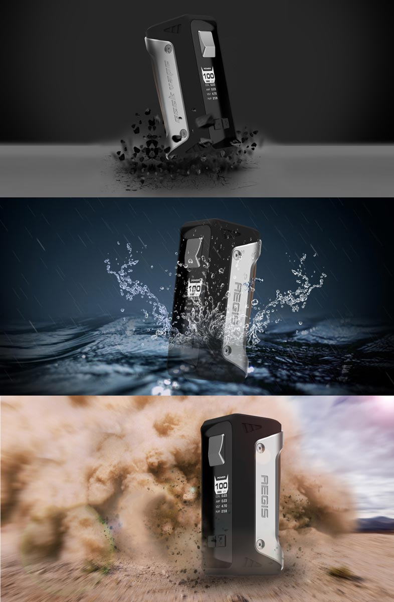 Geekvape Aegis water proof1
