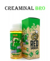 Жидкость Red Smokers Creaminal Bro Apple Toast