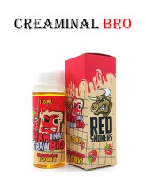 Жидкость Red Smokers Creaminal Bro Strawberry Toast