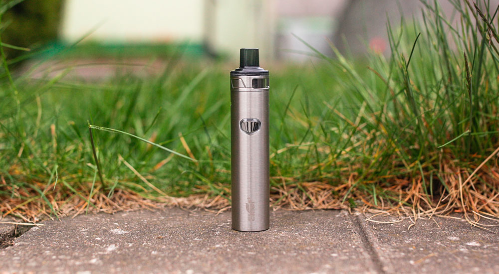 eleaf-ijust-aio-silver-in-grass.jpg