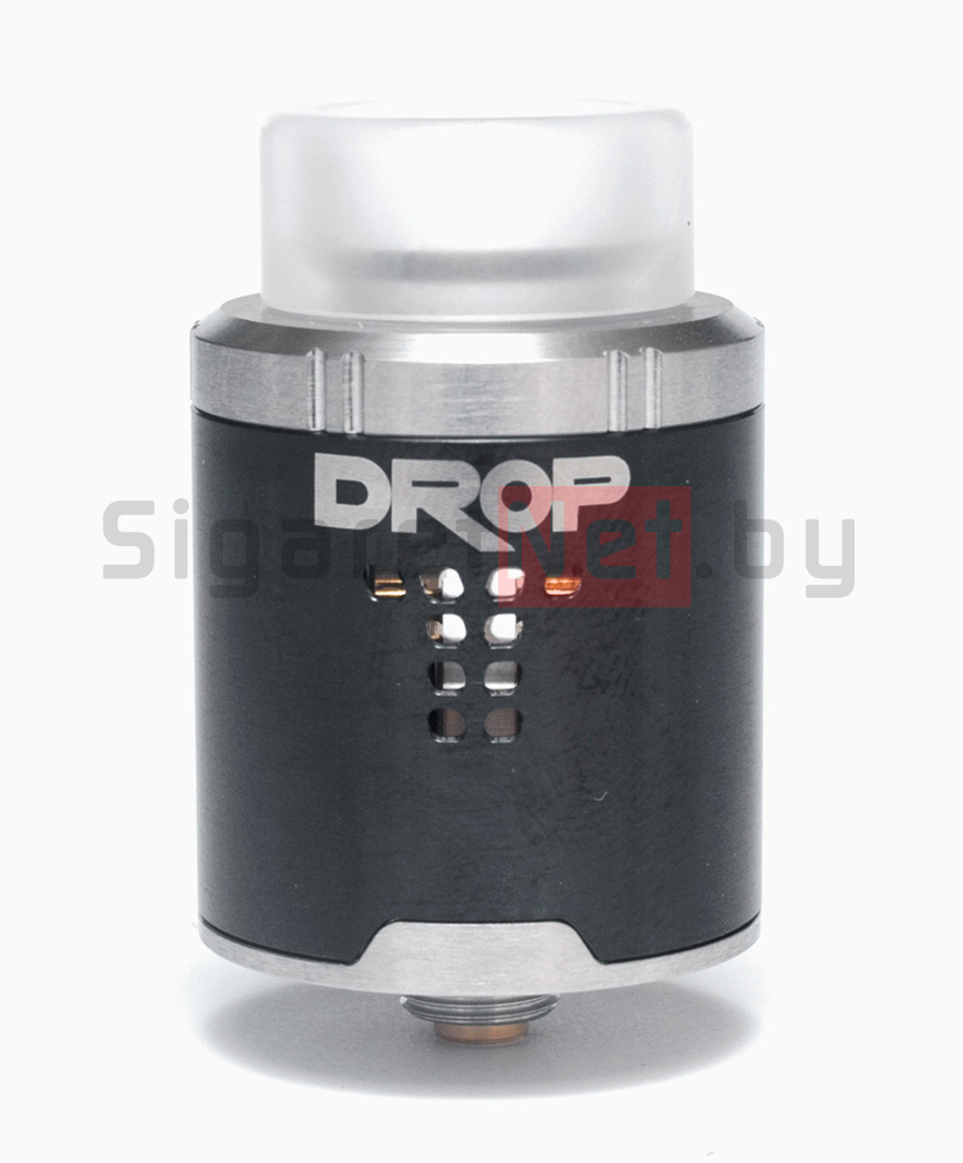 Дрип-Атомайзер Digiflavor DROP RDA (Черный)