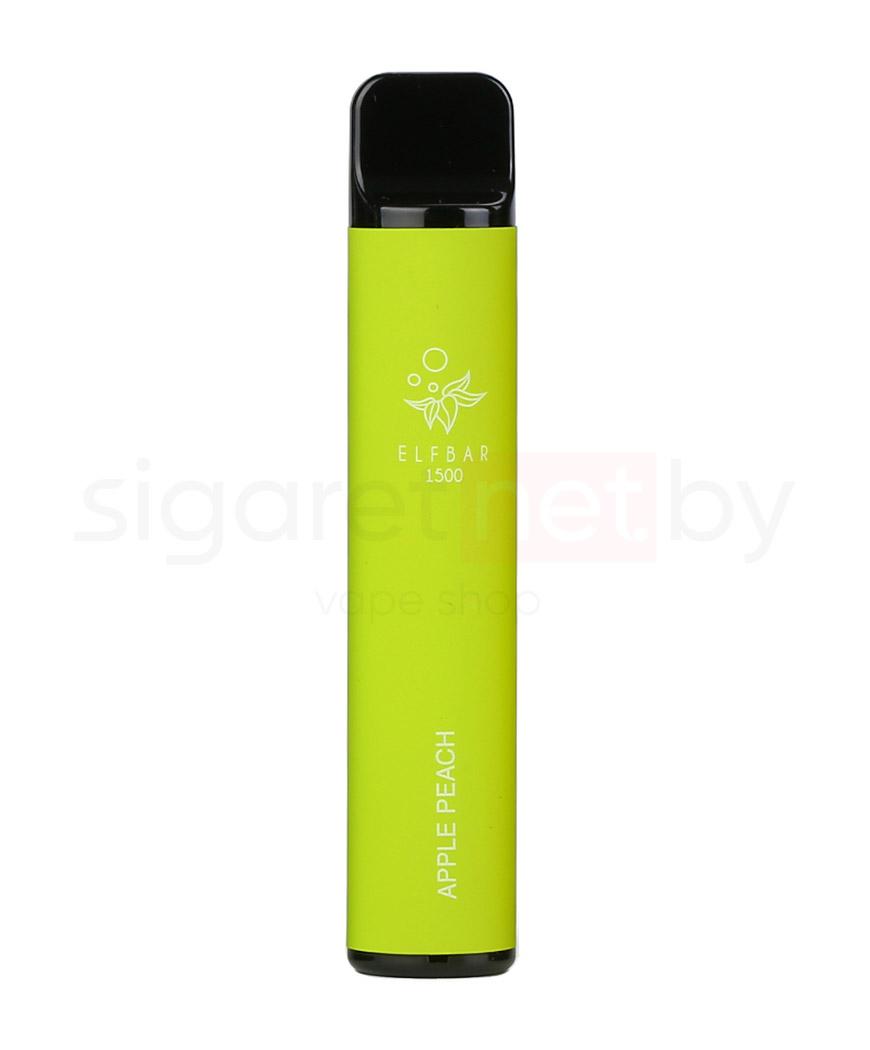 одноразовые электронные сигареты elfbar вкусы