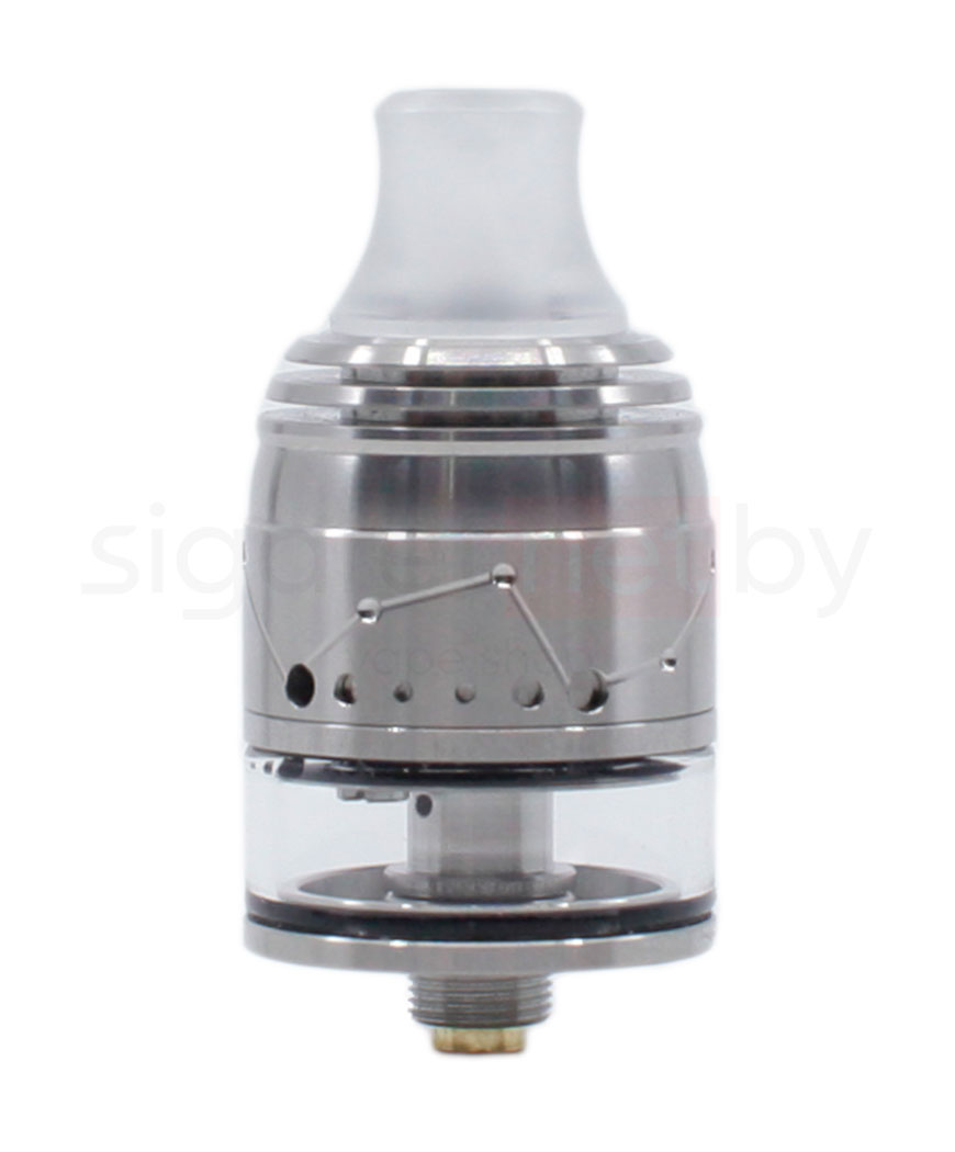 Клиромайзер Vapefly Galaxies MTL RDTA 2ml (Стальной)