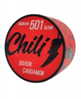 Табак для кальяна Chili Baron Cardamon (250 гр)