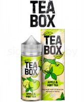 Жидкость для вейпа Tea Box - Apple and Mint Tea