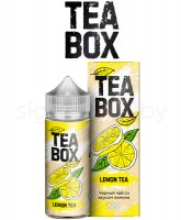 Жидкость для вейпа Tea Box - Lemon Tea