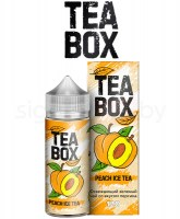 Жидкость для вейпа Tea Box - Peach Ice Tea