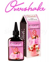 Жидкость для вейпа Smoke Kitchen Overshake - Raspberry Cheesecake