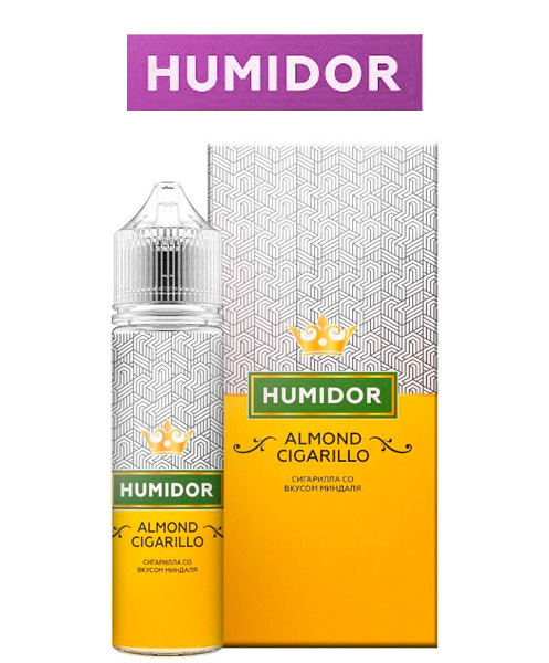 Жидкость для вейпа Humidor - Almond Cigarillo